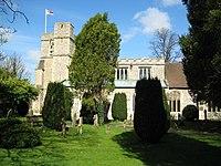Monks Risborough, St Dunstan's Church - geograph.org.uk - 754452.jpg