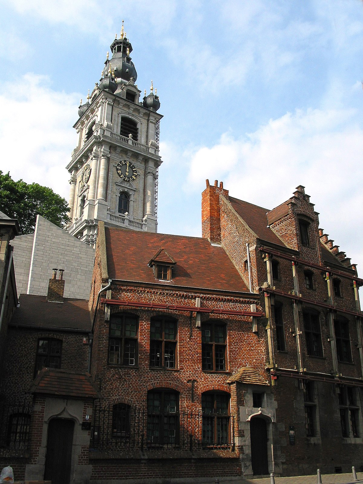 Dutch And Company >> Mons – Travel guide at Wikivoyage