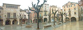 Plaza Mayor de Montblanch