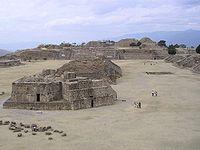 Monte Albán archeological site, Oaxaca.jpg