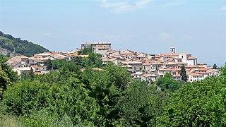 Montemarano Comune in Campania, Italy