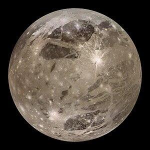 Ganimedes (satélite)
