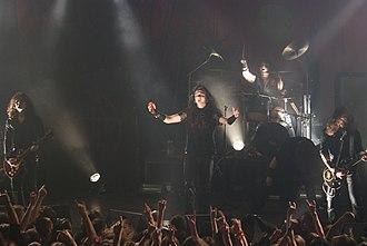 Moonspell - Moonspell Live in Klub Studio, Kraków, Poland 2007