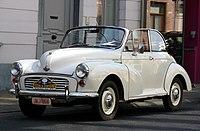 Morris Minor 1000 de 1964 a 1969 Tex Escobilla