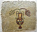 Mosaics from the Al-Mukhayyat Monastery. Inside the museum on Mount Nebo, Jordan.jpg