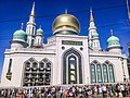 Moscow Cathedral Mosque 2015-08.jpg