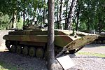 Moscow Suvorov Military School armored vehicles and tanks collection Part2 31.jpg