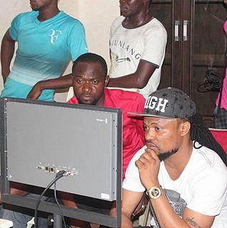 Moses Inwang Nigerian film director (born 1980)