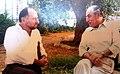 Moshe Amirav & Faisal Husseini.jpg