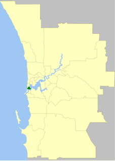 Town of Mosman Park Local government area in Western Australia