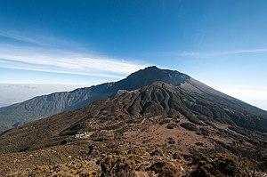 Mount Meru (Tanzania) - Mount Meru, 2012