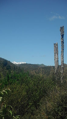 Mount Ruapehu in the Ruapehu District along Ruatiti Road.JPG