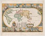 Moxon A Map of the Earth 1681 Cornell CUL PJM 1012 01.jpg