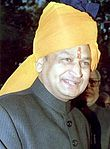 Mr. Ashok Gehlot, Chief Minister, Rajasthan. India.JPG