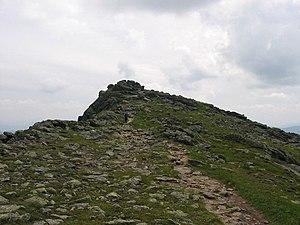 Mount Monroe - Summit of Mount Monroe (Summer 2006)