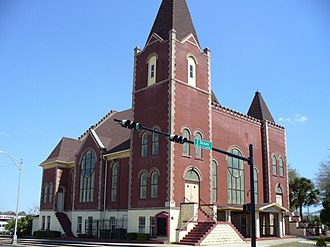 Mount Zion AME Church (Jacksonville, Florida) - Mt Zion Church, Jacksonville, TN