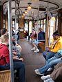 Muni Milan tram 1807 interior 3.JPG