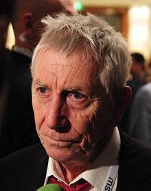 Porträt Wolfgang Gehrcke.