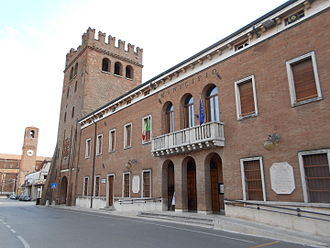 Sermide - town hall