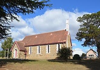 Murrumburrah - Image: Murrumburrah Anglican Church 002