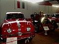Museu Eduardo André Matarazzo - Bebedouro - Carro italiano, Austin A50 Atlantic de 1949, e Carro britânico Humber Limited de 1909 - panoramio.jpg