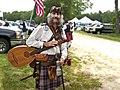 Musician with cittern, RI Scotish Highland Festival, 2012-06-09.jpg