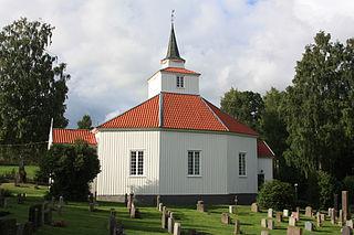 Mykland Church Church in Agder, Norway