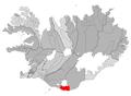 Myrdalshreppur map.png