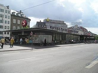 Nørreport Station - Image: Nørreport Station 01