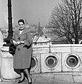 Női portré, 1965. Fortepan 59832.jpg