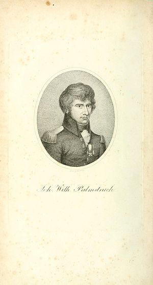 Johan Wilhelm Palmstruch - Johan Wilhelm Palmstruch