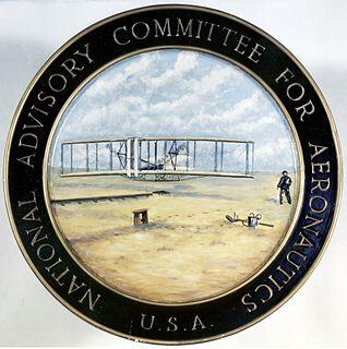 National Advisory Committee for Aeronautics U.S. federal agency