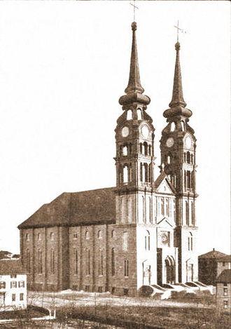 Louis G. Destremps - Image: ND 1911