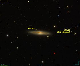 Image illustrative de l'article NGC 585