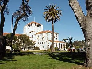 Naval Postgraduate School - Herrmann Hall
