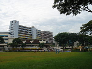 Ngee Ann Polytechnic is one of the five polytechnics in Singapore.