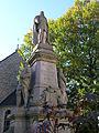 NRW, Essen, Kettwig - Kirchplatz, Denkmal von Willhelm I.jpg