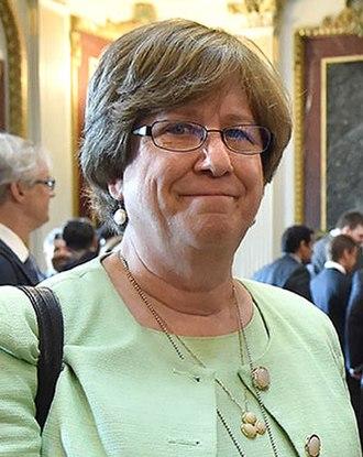 Joan Ferrini-Mundy - Ferrini-Mundy in 2018