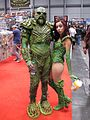 NYCC 2014 - Swamp Thing & Poison Ivy (15488238596).jpg