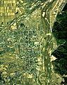 Nagai city center area Aerial photograph.1976.jpg
