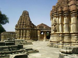 Tempel von Nagda