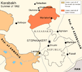 Nagorno-Karabakh as of summer 1992.png