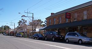 Nairne, South Australia - Main Street, Nairne