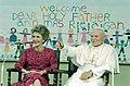 Nancy Reagan and Pope John Paul II.jpg