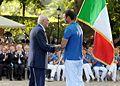 Napolitano Rossi bandiera.jpg