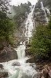 Nardis Waterfalls in a rainy day, Val Genova.jpg