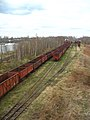 Narrow Gauge Railroad Vasilevsky peat enterprise 2005 (31320857934).jpg