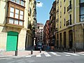 Narrow street with corner bulb (18620935798).jpg