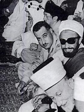 Nasser-Faisal-Husayni at Bandung