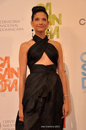 2015 Latin Billboard Music Awards - Spanish singer Natalia Jiménez (pictured in 2012), received the Hot Latin Songs Artist of the Year, Female accolade